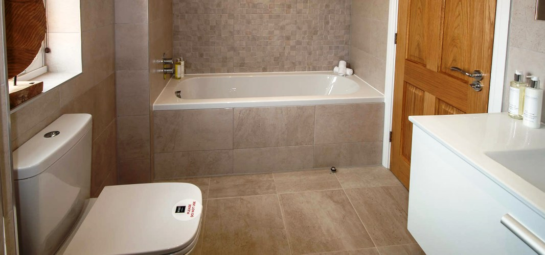 Floor wall tiling specialist in domestic commercial for Bathroom design yeovil